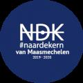 NDK Maasmechelen eig logo 2019 - 2020